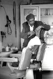 Peluquero - Túnez Imagen de archivo libre de regalías
