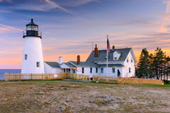 Pemaquid Point Light Royalty Free Stock Photography