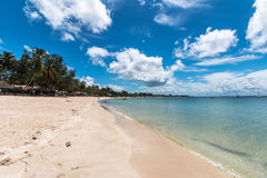 Pemba paradise beach, north Mozambique Stock Images