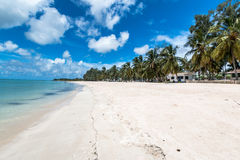 Pemba paradise beach, north Mozambique Stock Image
