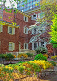 Pemberton House in Chestnut Street in Philadelphia Stock Photography