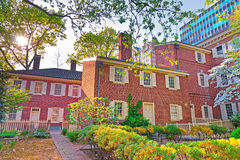 Pemberton House and Military Museum at New Hall at Chestnut Stock Photos
