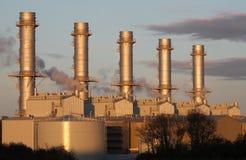 Pembroke发电站 图库摄影