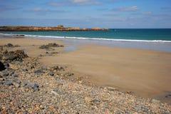 Pembroke Bay. Guernsey Royalty Free Stock Photos