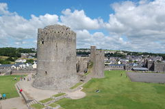 Pembroke Castle Royalty Free Stock Photography