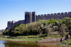 Pembroke Castle Stock Photos