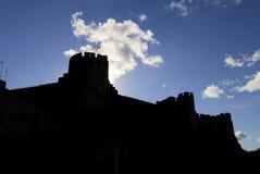 Pembroke Castle Royalty-vrije Stock Afbeelding