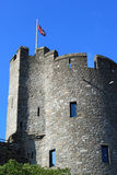 Pembroke Castle Turret. Stock Images