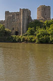 Pembroke castle 5 Stock Photos