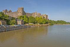 Pembroke castle 1 Royalty Free Stock Image