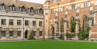Pembroke College Stock Images