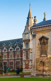 Pembroke house, part of Cambridge university Royalty Free Stock Photography
