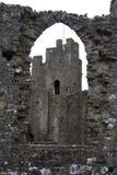 Pembroke window Royalty Free Stock Image