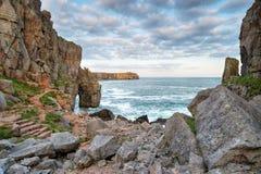 Pembrokeshire Coast Royalty Free Stock Photo