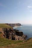 Pembrokeshire Coastline Royalty Free Stock Photos
