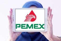 Pemex oil company logo