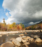 Pemigewasset River, Route 112, Bear Notch, Kancamagus Highway Stock Photography