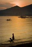 Pemuteran, Bali fotografia de stock