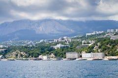 Península Crimeia Imagens de Stock