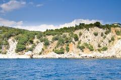 Península Crimeia Foto de Stock Royalty Free