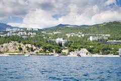 Península Crimeia Imagem de Stock Royalty Free