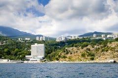 Península Crimeia Foto de Stock