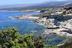 Península de Akamas Imagens de Stock Royalty Free