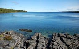 Península de Bruce imagem de stock