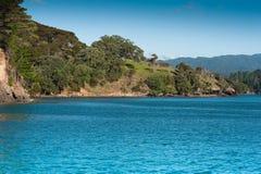 Península de Coromandel Fotos de Stock Royalty Free