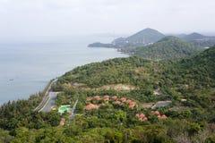 Península de HaTien Fotografia de Stock