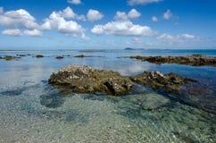 Península de Karikari - Nova Zelândia Foto de Stock Royalty Free