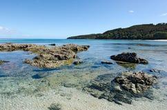 Península de Karikari - Nova Zelândia Fotos de Stock