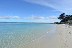 Península de Karikari - paisagem Nova Zelândia Fotografia de Stock