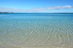 Península de Karikari - paisagem Nova Zelândia Imagem de Stock