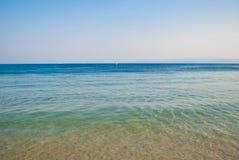 Península de Sithonia, Halkidiki, Grécia imagem de stock royalty free