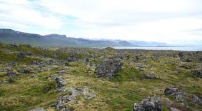 Península de Snaefellsnes Fotografía de archivo libre de regalías
