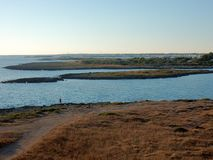 Península de Strea de Torre Squillace imagens de stock royalty free