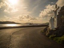 Península do Dingle Fotografia de Stock