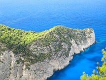 Península pequena Foto de Stock
