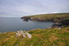 Península principal do Kerry Fotos de Stock