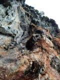 A península Railay tailândia Fotografia de Stock Royalty Free