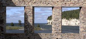 Península superior Foto de archivo libre de regalías