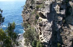 Península tasmaniana Imagens de Stock Royalty Free