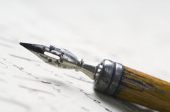 Pen Royalty Free Stock Photos