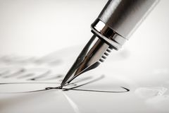 pen photo stock