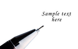 Pen Royalty Free Stock Photography