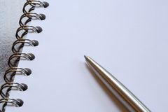 Free Pen And Paper Stock Photography - 4104212