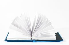 0pen boek Royalty-vrije Stock Foto's