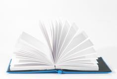 0pen boek Stock Afbeelding