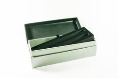 Pen Box Immagini Stock Libere da Diritti